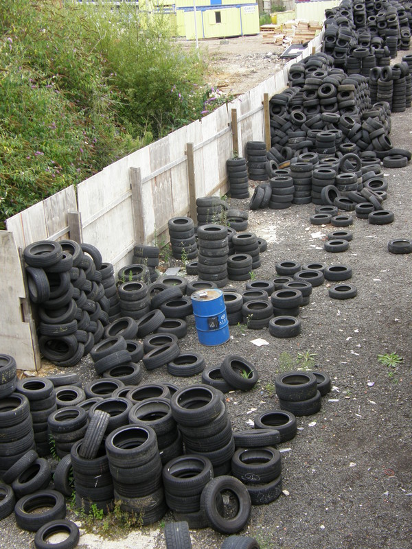 Tyres in Wembley Park