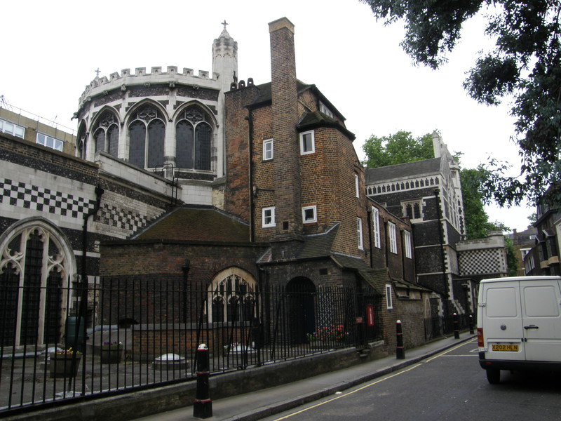 St Bartholemew the Great Church