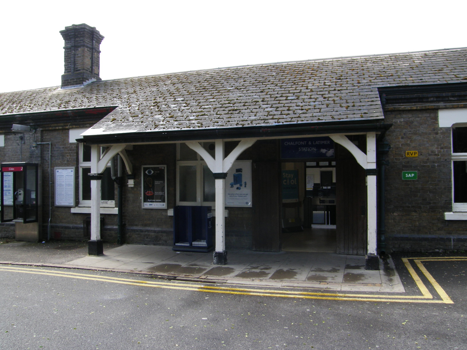 Chalfont & Latimer station