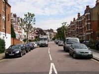 Image from Finchley Road to Wembley Park
