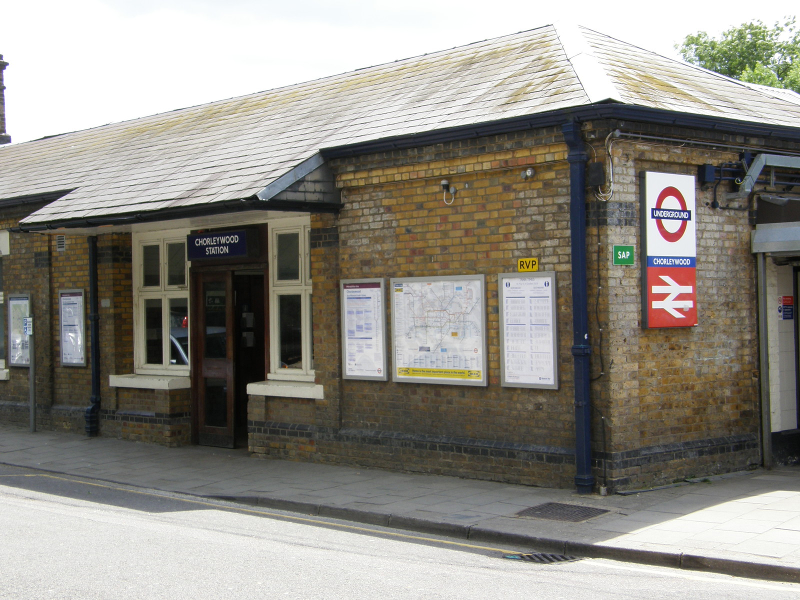 Chorleywood station