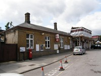 Rickmansworth station