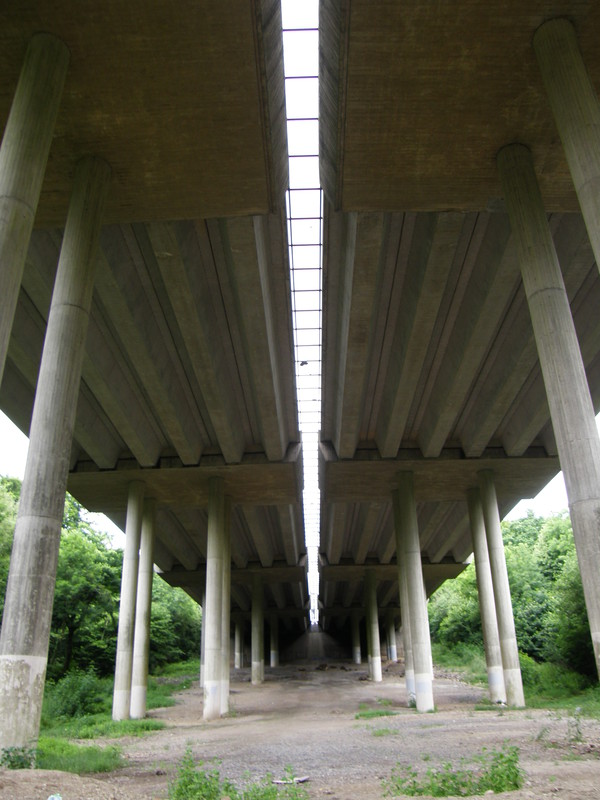 Underneath the M25