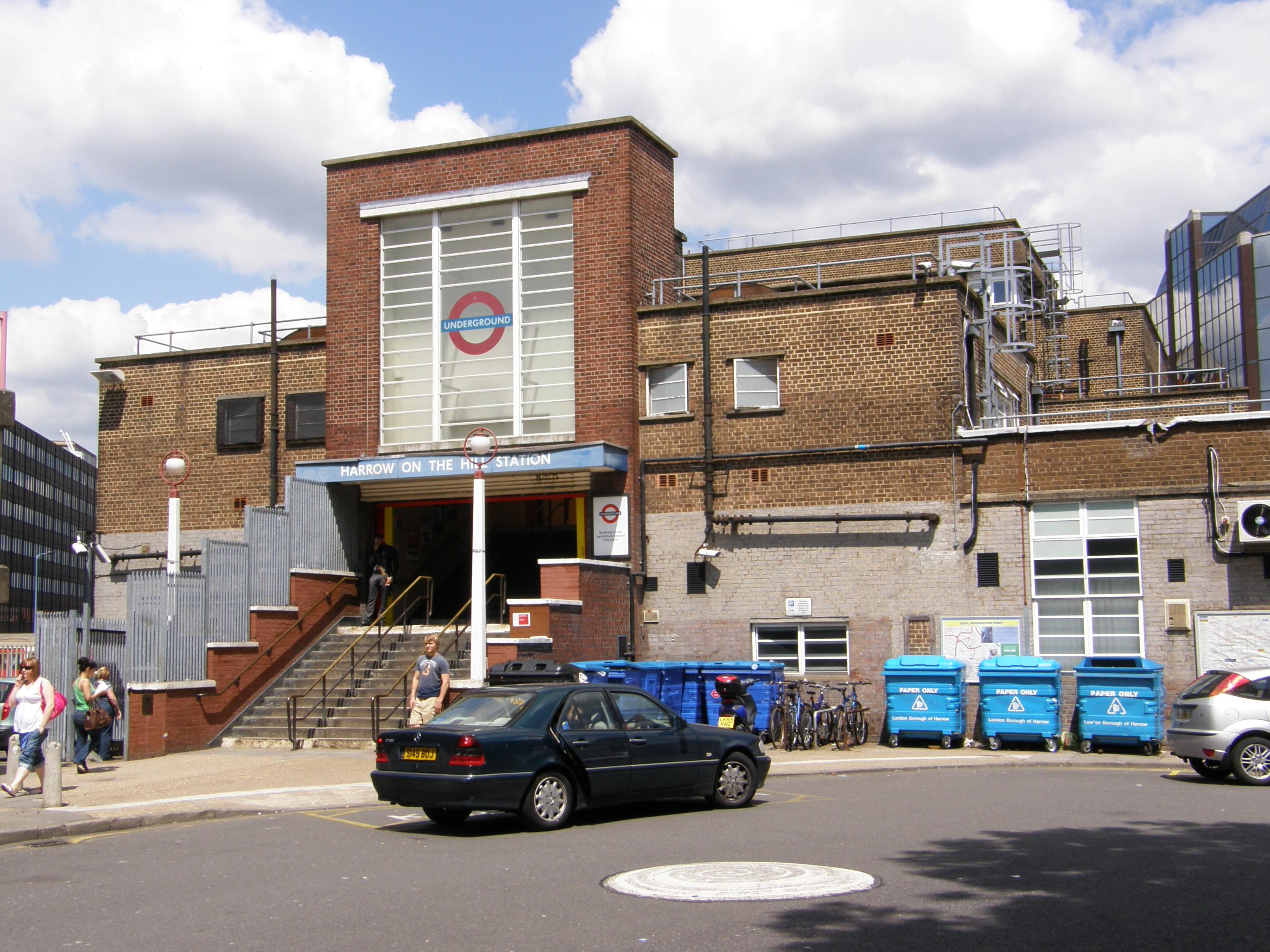 Wembley Hill Motors