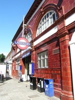 Image from Camden Town to Edgware