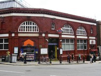 Hampstead station