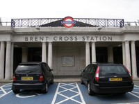 Brent Cross station
