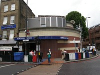 Borough station