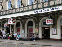 Charing Cross station