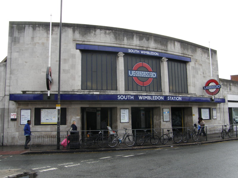 South Wimbledon station