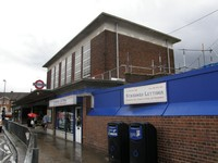 Acton Town station
