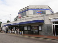 Hounslow West station