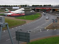 Image from Heathrow Airport