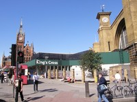 Image from King's Cross St Pancras to Bounds Green