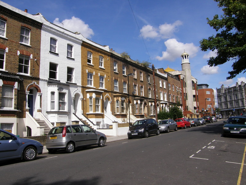 St Thomas's Road