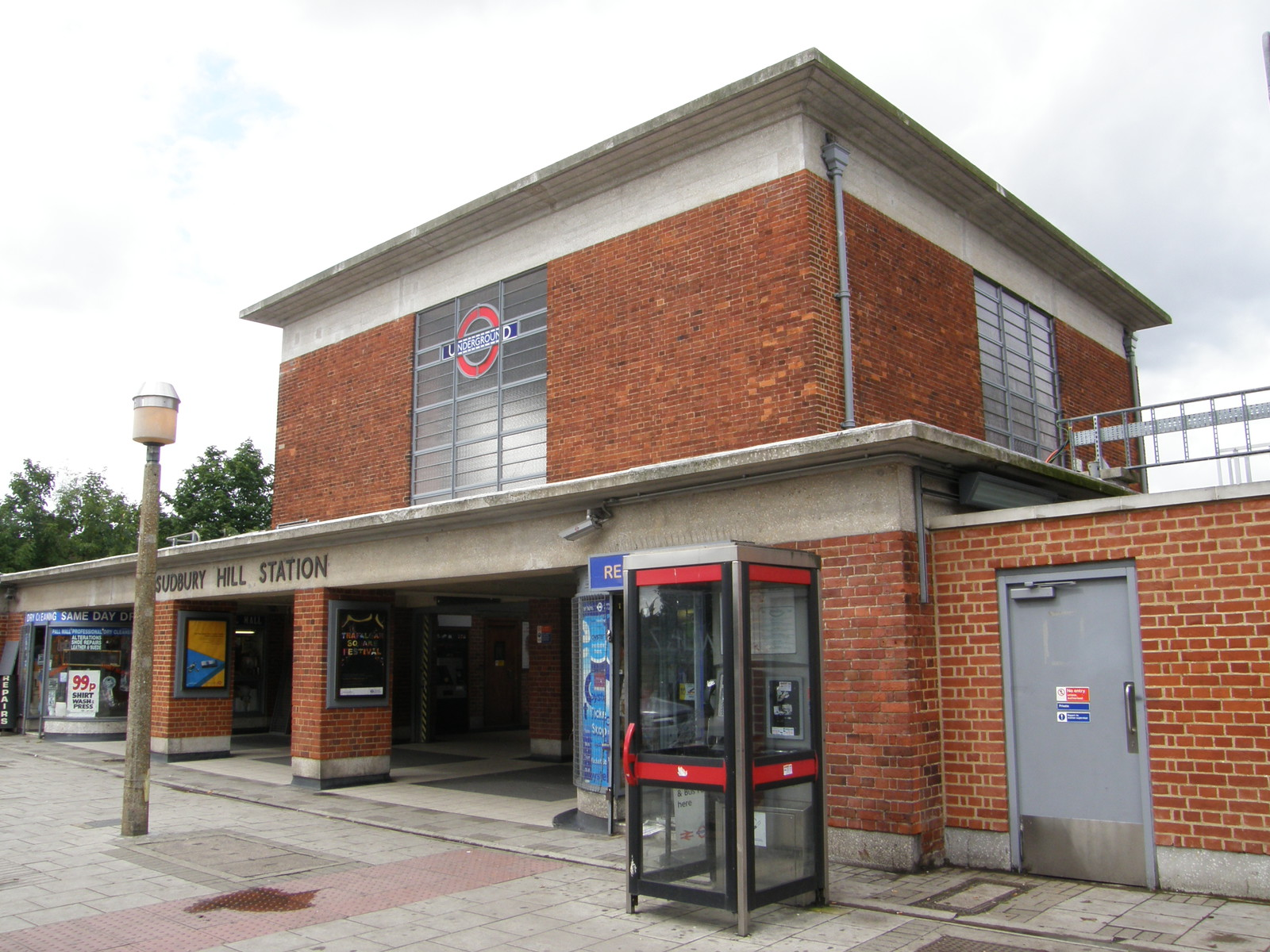 Sudbury Hill station