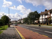 Image from Uxbridge to Acton Town