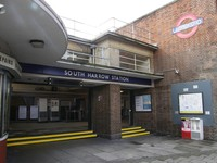 South Harrow station