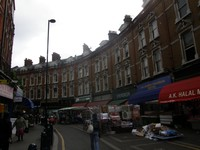 Image from Brixton to King's Cross St Pancras