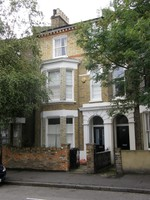 40 Stansfield Road, childhood home of David Bowie