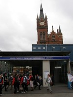 Image from King's Cross St Pancras to Walthamstow Central