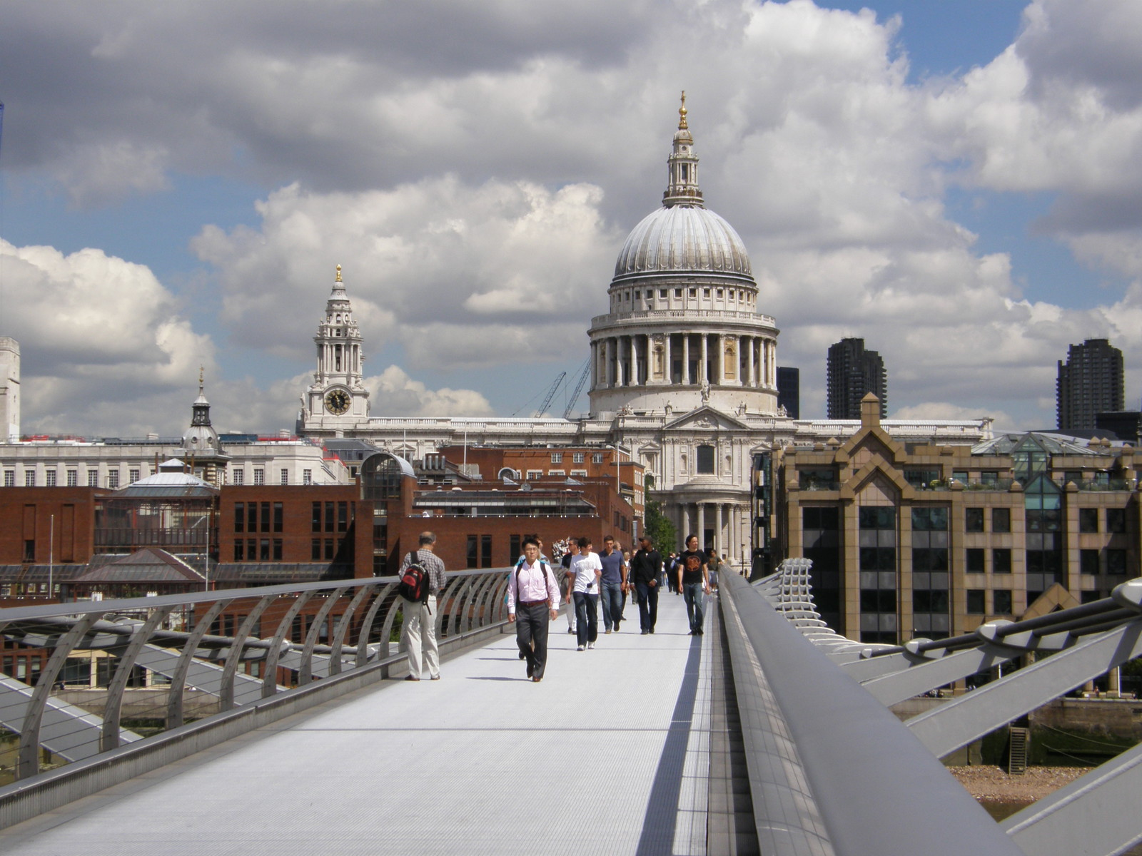 The Millennium Bridge
